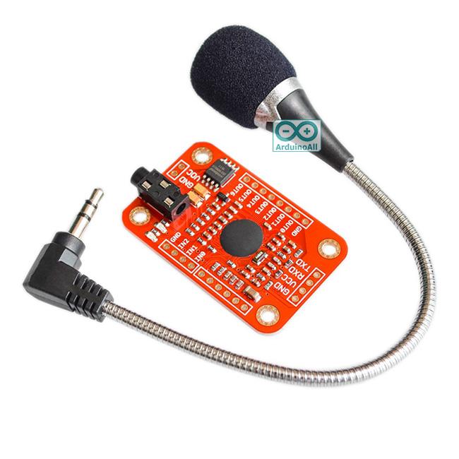 Voice / Speech Recognition Module V3 Arduino Compatible