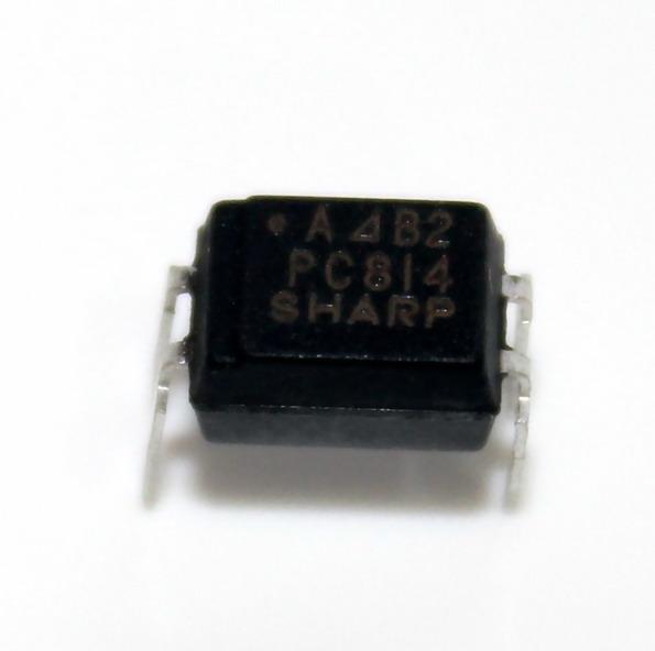 ไอซี Photocoupler AC Input PC814A PC814 814 DIP4