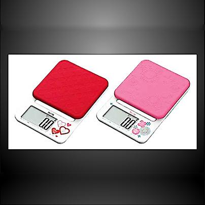 เครื่องชั่งดิจิตอลจากญี่ปุ่นแท้ TANITA สีสันสดใสน่ารักๆ