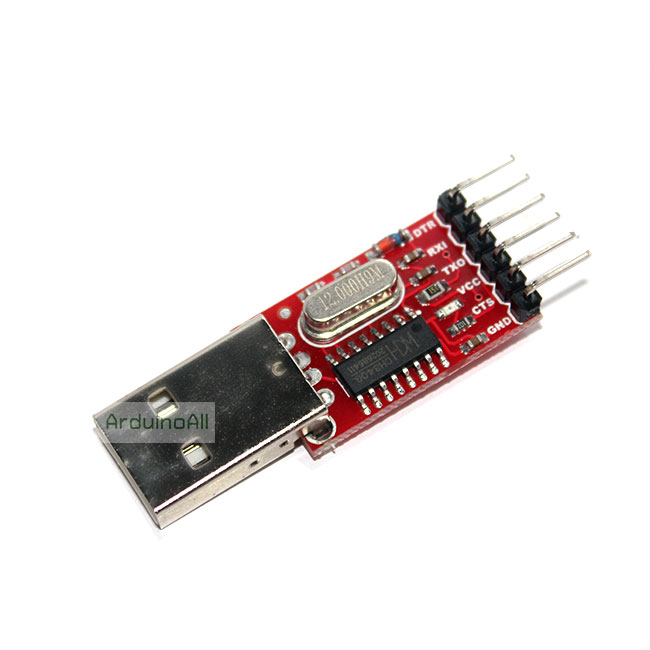 CH340 USB Downloader Module