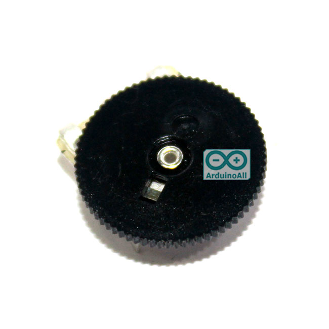Potentiometer disk B503 50K plate diameter 16MM disk thickness 1MM ตัวต้านทานปรับค่าได้ 50K
