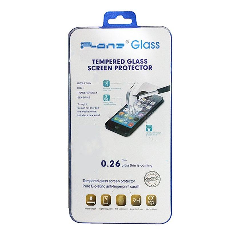 iPhone 7 - ฟิลม์ กระจกนิรภัย P-One 9H 0.26m ราคาถูกที่สุด