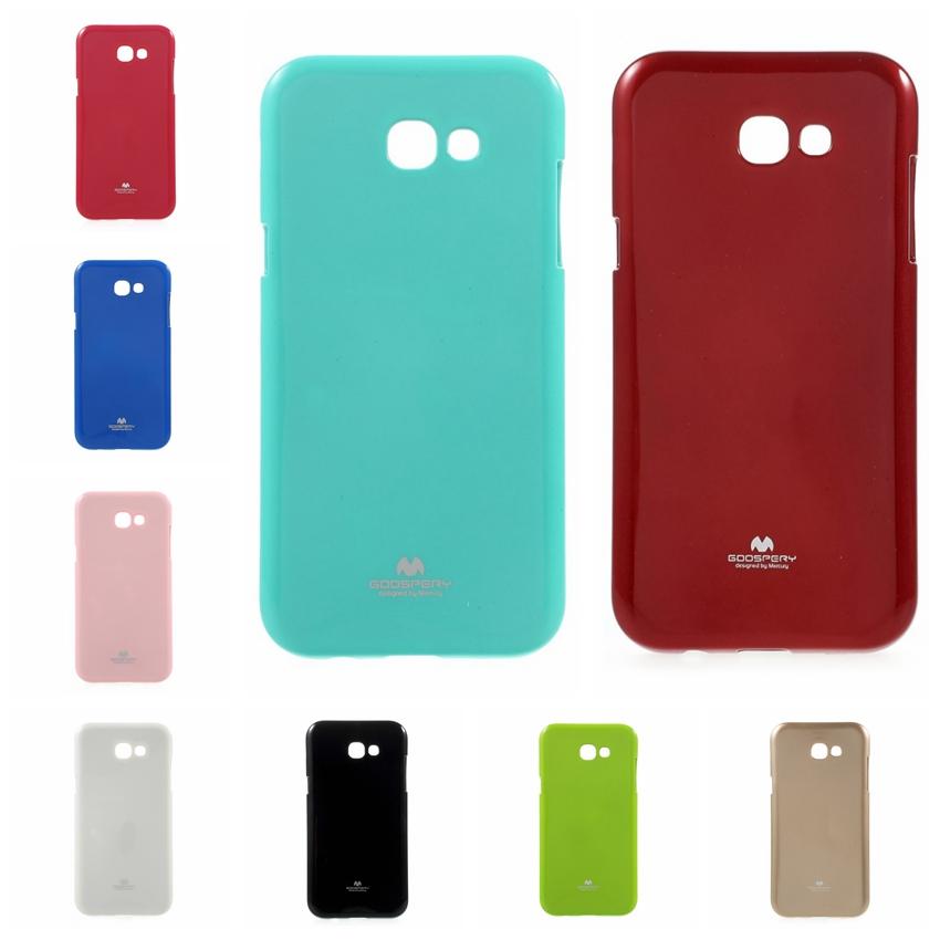 Samsung A5 2017 - เคส TPU Mercury Jelly Case (GOOSPERY) แท้