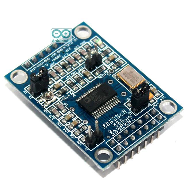 AD9851 DDS Signal Generator module 0-70 MHz
