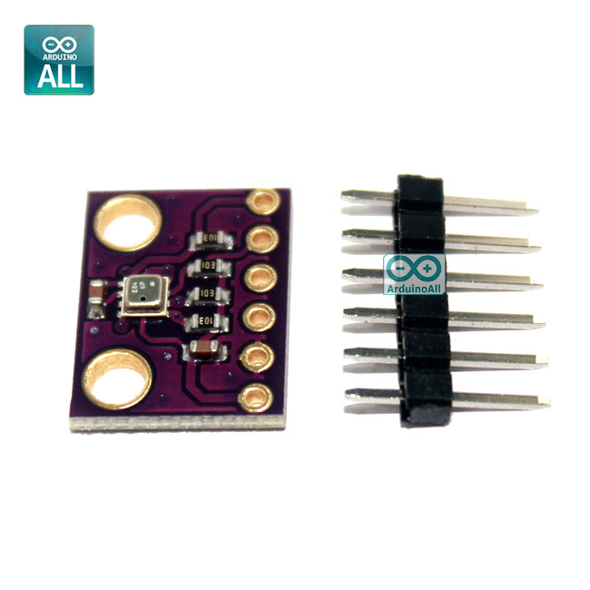 BME280 / BMP280 Digital Temperature , Humidity , Pressure
