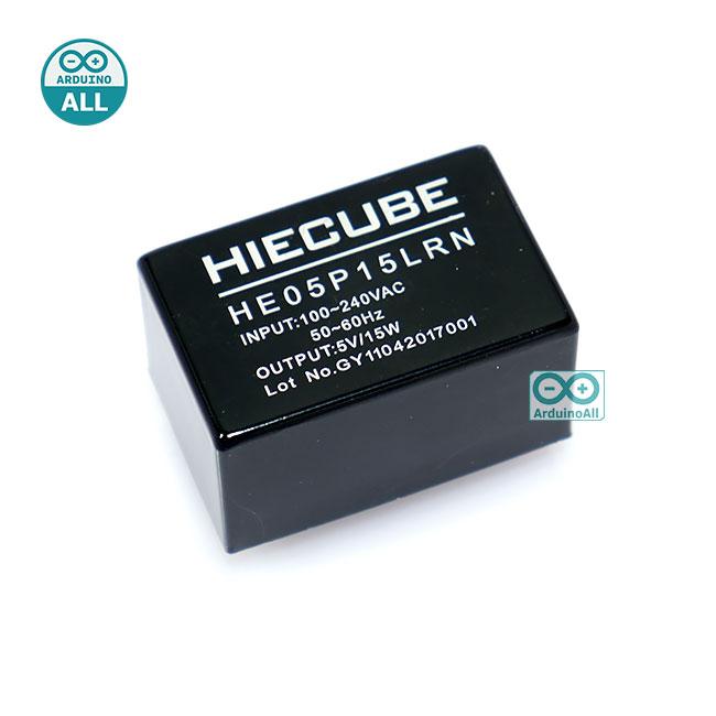 Switching Power Supply 220V to 5V 3000mA 5v 15w HICUBE แปลงไฟ 220v เป็น 5v กระแส 3A