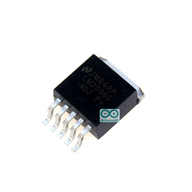 IC LM2596S-ADJ SMD regulator circuit step-down LM2596