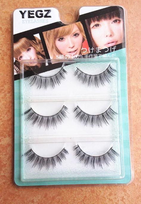 HD-1 ขนตาปลอม (ราคาปลีก) รุ่นส่งออกญี่ปุ่น (Sale สินค้าทดลองขาย มีจำนวนจำกัด)