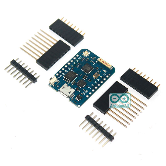 WeMos D1 Pro Mini Pro 16M bytes Flash ESP8266