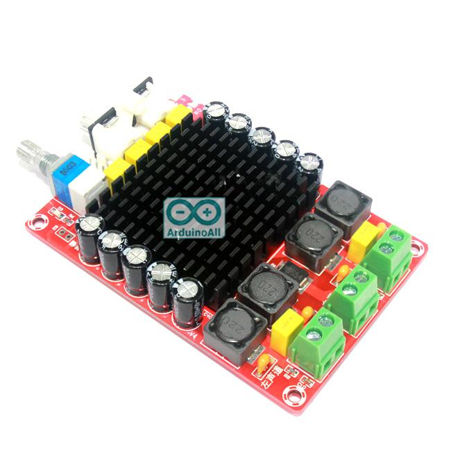 TDA7498 Amplifier Board Class D 2x100W DC 14-34V