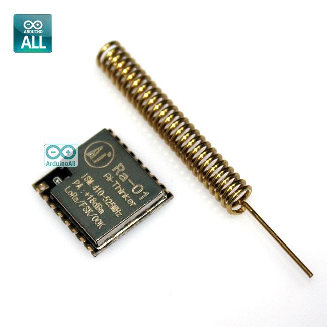 LoRa SX1278 LoRa spread spectrum wireless module 433MHz Ra-01