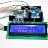 1602 LCD (Blue Screen) 16x2 LCD with backlight of the LCD screen พร้อม I2C Interface