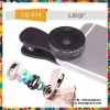 คลิปเลนส์ LIEQI LQ-034 2in1 Lens (Wide Angle + 15X Macro) แท้