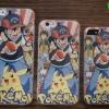 iPhone 5 / 5s / SE - เคส Pokemon Go ลายเหล่าเทรนเนอร์