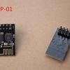 ESP8266 ESP-01 โมดูล Wi-Fi ESP8266 ESP-01 รุ่นใหม่ สีดำ พร้อมโคดใช้งาน Arduino