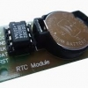 DS1302 RTC Real Time Clock Module with CR2032 3V Battery