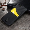 iPhone 7 Plus - เคสเคฟล่า (มีช่องใส่บัตร) Adicolor 7 Series X-Level แท้