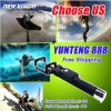 Yunteng YT-888 Bluetooth Selfie Stick mini Monopod (ไม้เซลฟี+รีโมท Bluetooth) แท้