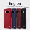 Samsung S8 - เคสหลัง หนัง Nillkin Englon Leather Case แท้