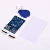 RFID Card Reader/Detector Module Kit (RC522) พร้อม Tag Card และ Tag พวงกุญแจ