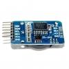 DS3231 Module โมดูลนาฬิกา DS3231 ความแม่นยำสูง พร้อมโคดตัวอย่าง Arduino