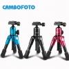 ขาตั้งกล้อง CAMBOFOTO M225+CK30 Aluminum Tripod แข็งแรง ทนทาน แท้