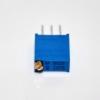 ตัวต้านทานปรับค่าได้ 50K แบบละเอียดหมุน 25 รอบ Trimpot 50 K 25 Turns 3296 Series Potentiometer Valiable Resisaor