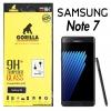Samsung Note7 / Note FE (เต็มจอ/Nano) - GORILLA ฟิลม์ นาโน NANO TECH FILM แท้