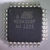 IC ATmega328P-AU TQFP-32 ไอซี Arduino Atmega328 แบบ SMD เซอร์เฟสเมาส์ พร้อม Arduino Bootloader