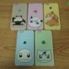 iPhone 6, 6s - เคส TPU หลายลาย Pokemon Go (โปเกม่อน โก)