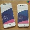 Samsung A7 2017 - เคสใส ประกบ TPU