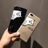 iPhone 7 Plus - เคสใส TPU ลายแมว Fuck You