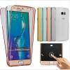 Samsung Galaxy S7 Edge - เคสใส ประกบ TPU