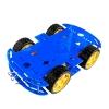 Smart Car 4WD double layer รถ Smart Car 2 ชั้น 4 ล้อ สีน้ำเงิน