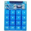 สวิตช์สัมผัส TTP229 16-way capacitive touch switch digital touch sensor module