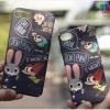 iPhone 7 - เคสปิดขอบ ลาย Zootopia ซูโทเปีย นครสัตว์มหาสนุก