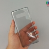 Samsung Note8 - เคสใส สีดำใส TPU Mercury Jelly Case แท้