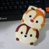เคสซิลิโคน Chip & Dale Tsum Tsum - iPhone 6