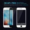 iPhone 6 Plus / 6s Plus (เต็มจอ/ขอบนิ่ม) - กระจกนิรภัย 3D AP+ PRO 0.23mm Nillkin แท้