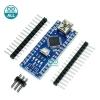 Arduino Nano 3.0 Mini USB รุ่นใหม่ใช้ชิฟ CH340G แบบยังไม่บัดกรีขา ไม่มีสาย Mini USB