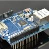 Ethernet Shield W5100 สำหรับ Arduino UNO Mega1280 2560 พร้อมช่อง SD Card