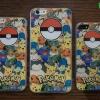 iPhone 5 / 5s / SE - เคส Pokemon Go ลายรวมโปเกม่อน