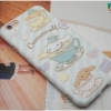 iPhone 6, 6s - เคส TPU ลาย Cinnamoroll Tea Time
