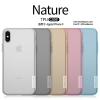 iPhone X - เคสใส Nillkin Nature TPU CASE สุดบาง แท้