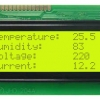 LCD 2004 20x4 Character LCD Module 5V for Arduino