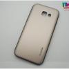 Samsung Galaxy A7 2017 - เคสเคฟล่า สีทอง Premium Platina แท้