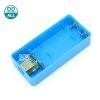 Arduino ESP8266 NodeMCU ESP32 Power Bank แหล่งจ่ายไฟ Arduino NodeMCU ESP8266 และชาร์จไฟได้ในตัว ถ้า 2 ก้อน คละสี