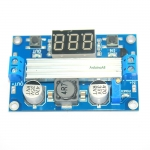 LTC1871 Step up (Boost) with Digital voltmeter 4.5-30Vdc 100W