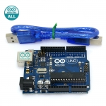Arduino UNO R3 ราคา 270 บาท พร้อมสาย USB + คอร์สเรียน Arduino Starter ออนไลน์