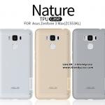 ASUS ZenFone 3 Max 5.5 - เคสใส Nillkin Nature TPU CASE สุดบาง แท้